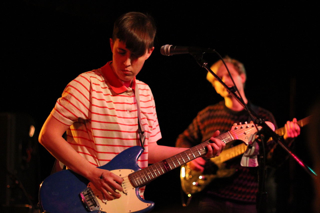 Lower Dens performs at Black Cat in Washington, D.C. on March 11, 2011.