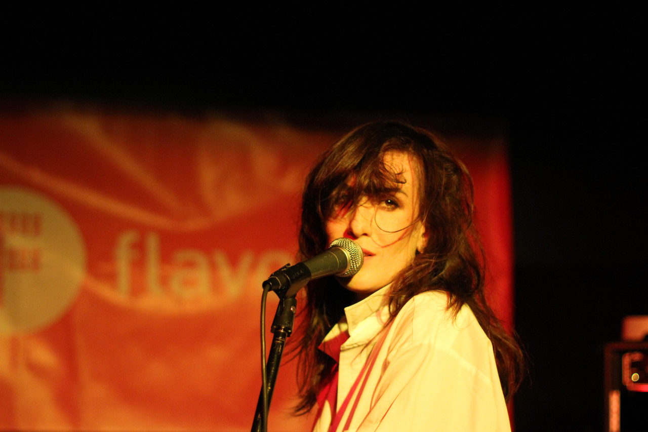 Class Actress performs at Lipstick 24 during South By Southwest in Austin, Texas on March 16, 2011.