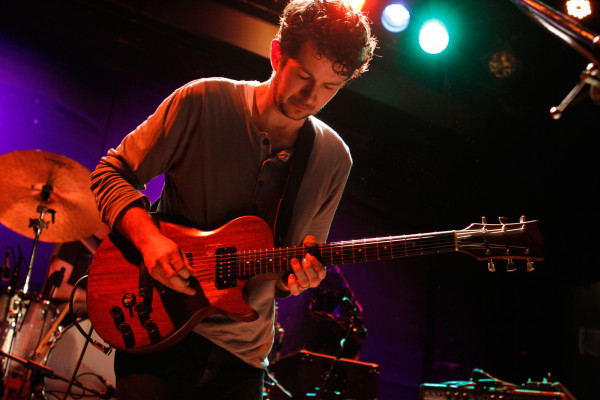 Doug Keith plays at Bowery Ballroom in New York, NY on March 19, 2014.