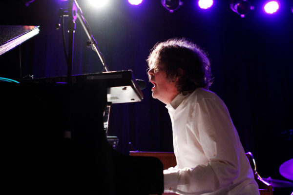 Jon Brion plays at Warsaw in Brooklyn NY on May 6, 2016. (© Michael Katzif - Do not use or republish without prior consent.)