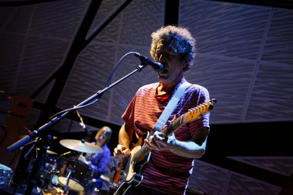 Yo La Tengo plays at National Sawdust in Williamsburg, Brooklyn, New York on Feb. 27, 2018. (© Michael Katzif - Do not use or republish without prior consent.)